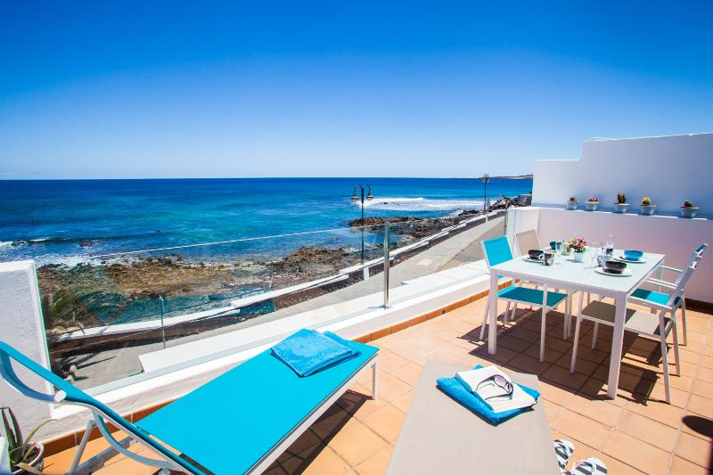 Ocean Rooms, Lanzarote north coast – semesterbostad i Arrieta