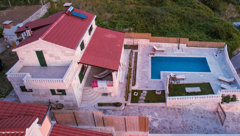 Villa Runje- pietra bellezza dall'aria