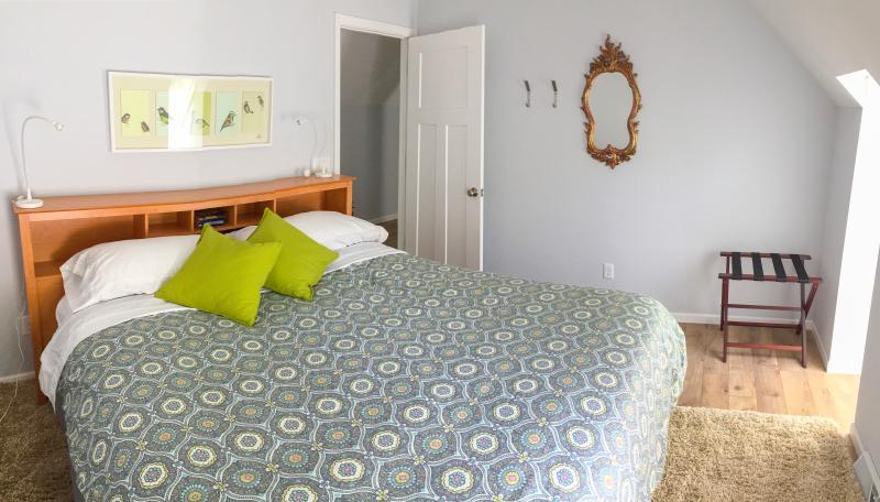 Dakraam Suite met Kingsize Bed