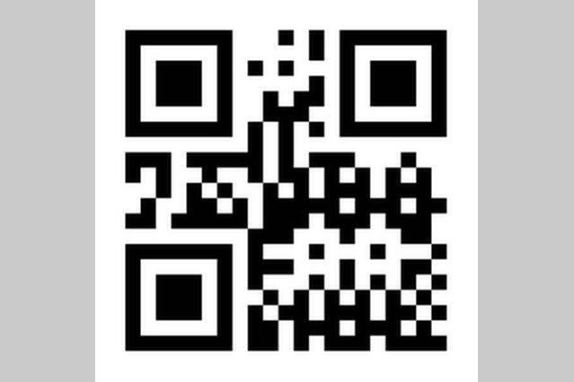 Este código QR te dice dónde encontrarnos.