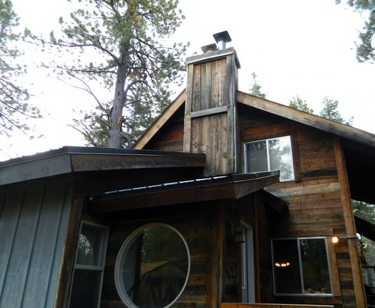 Moose Barn, casa vacanza a Duck Creek Village