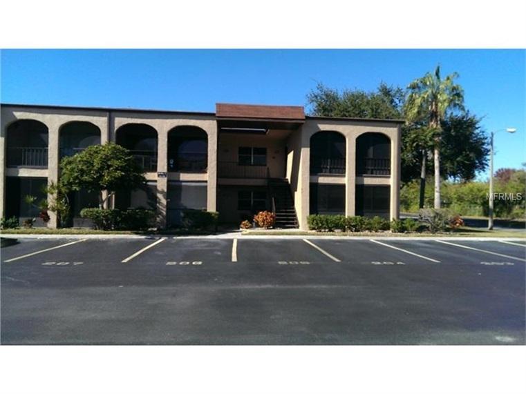 Contemporary condo in a 55+ community, vacation rental in Seminole