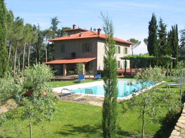 VILLA LA VIGNA, holiday rental in Falciano