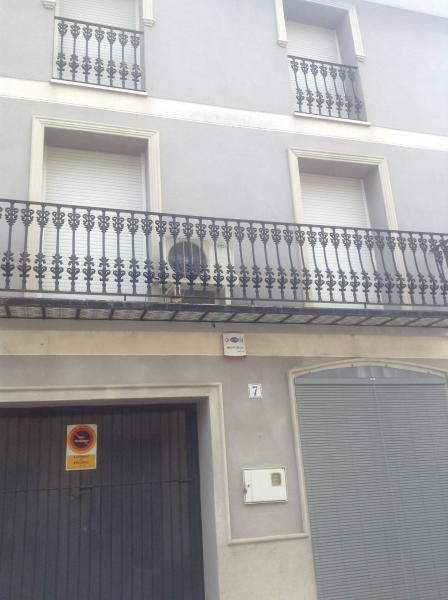 Appartements de façade