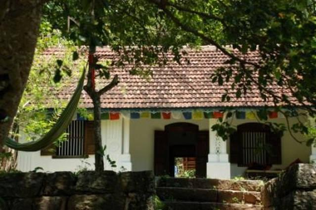 The Jungle House, holiday rental in Talpe