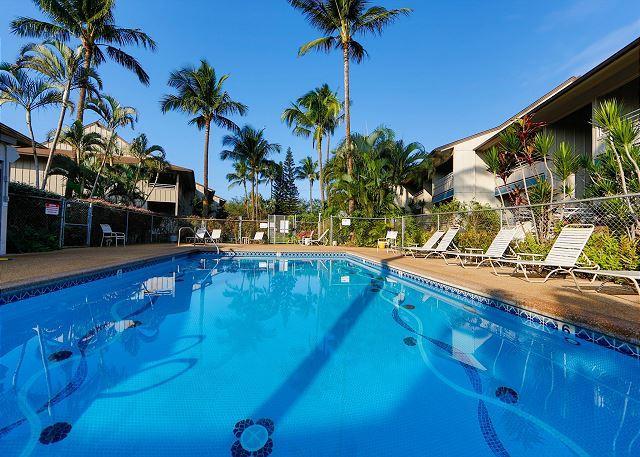 Kihei Bay Vista #C-106 Best Location, Garden View, Sleeps 4, Great Rates!, alquiler de vacaciones en Kihei