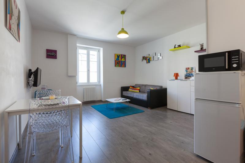 location appart Saint-Malo Charmant Studio
