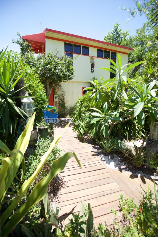Tropical Gardens and your pathway to relaxation!