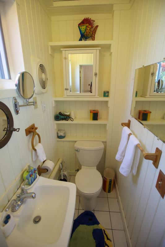 Upper Suite Bath!