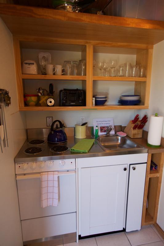 Upper Suite Kitchen!