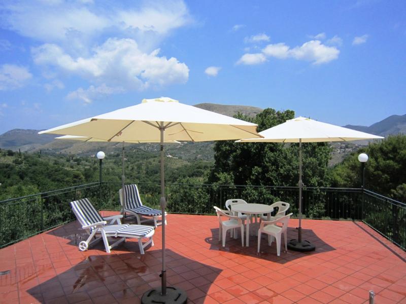 La terrazza-solarium