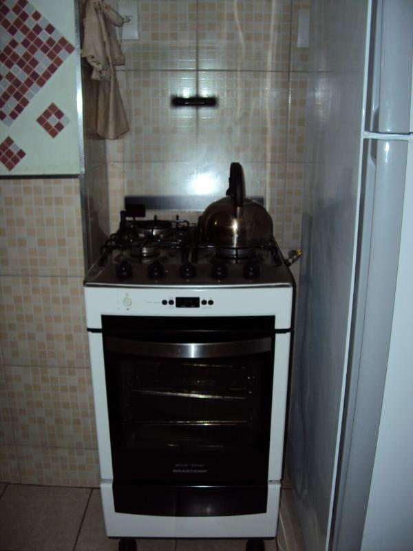 fornello in cucina