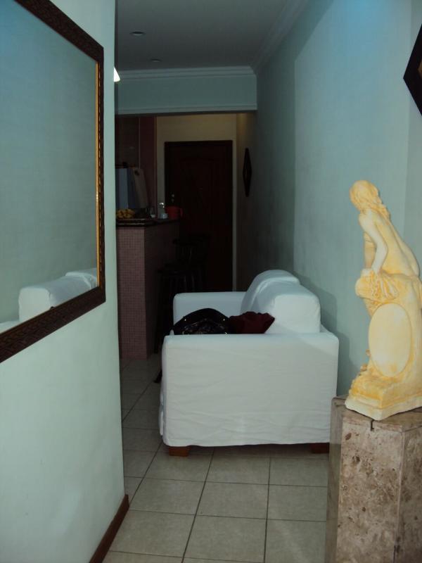 soggiorno e sala da letto
