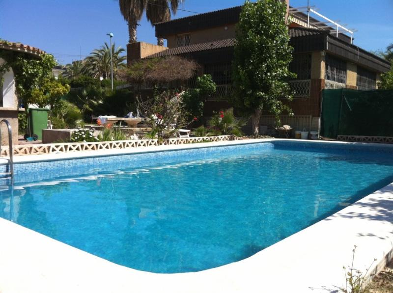 Privater Pool / Piscina privada
