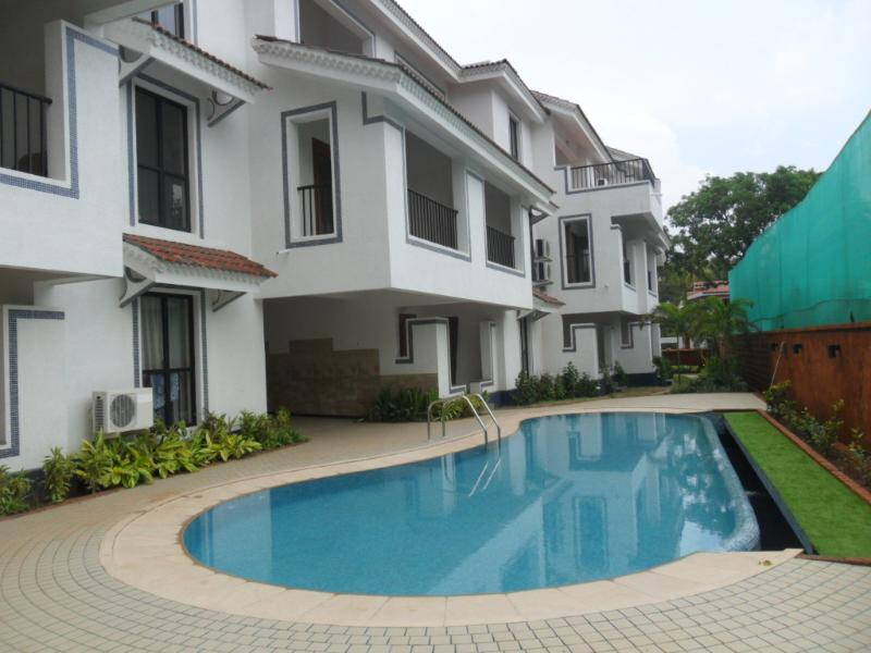 Riviera Studio apartment with swim pool,Siolim,Goa, holiday rental in Parra