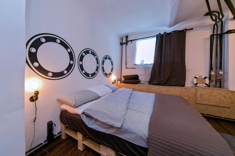 John Jillian's Apartment - Ship, vacation rental in Barvikha