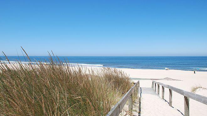 Beach at Praia Verde