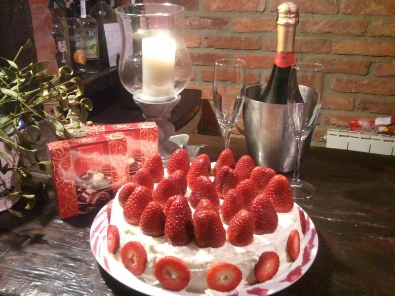 Celebrando San Valentin