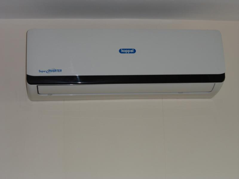 All rooms benefit from inverter air-con units