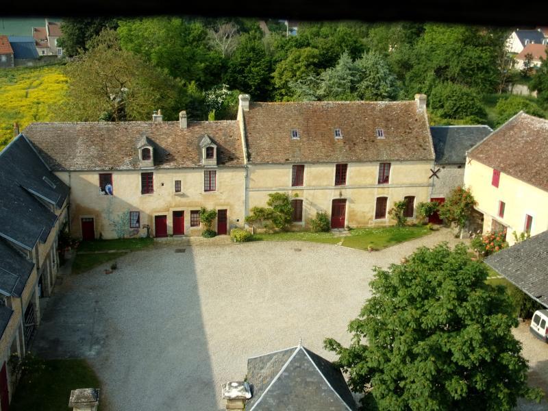 Chambres a la ferme: Rouge, location de vacances à Potigny