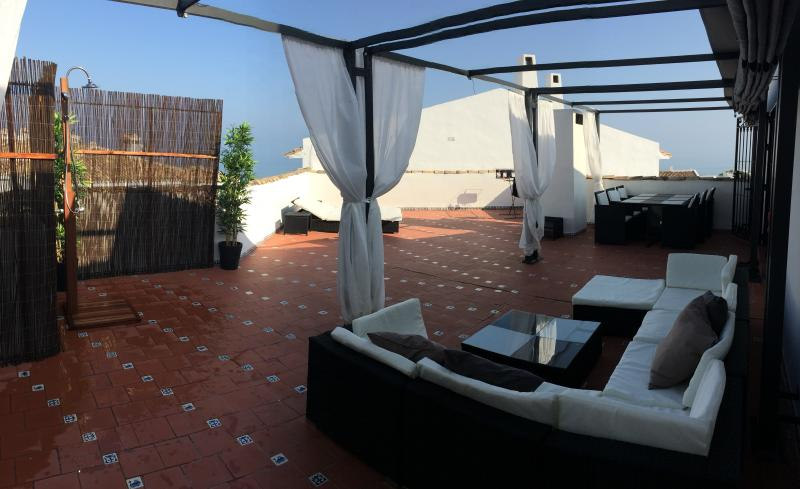 Private 50 sqm terrace