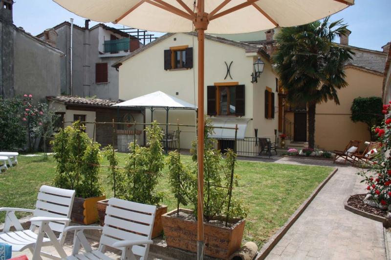 CASA MARIAA, location de vacances à Cagli