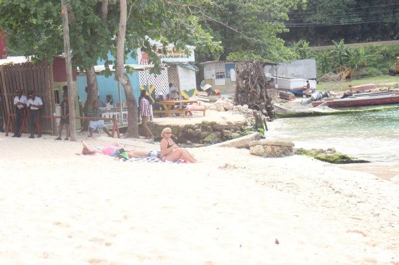 Margaritvilee beach..leading to fishermans beach