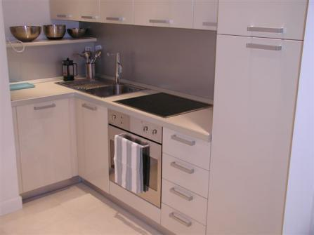 Kitchen fully fitted