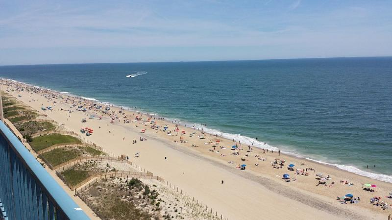 Gorgeous Direct Oceanfront Condo, 3BR/2 BA !!!, holiday rental in Ocean City