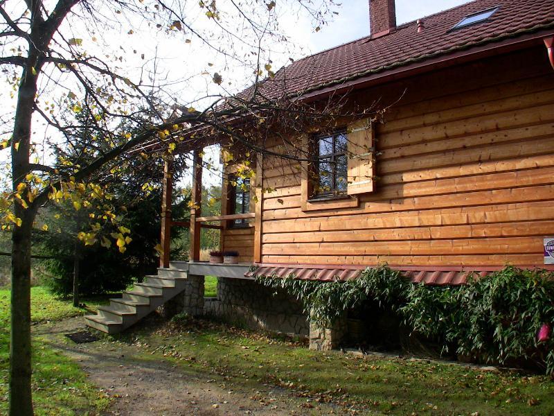 Jardim da Anna- near Cracow, holiday rental in Cisowa