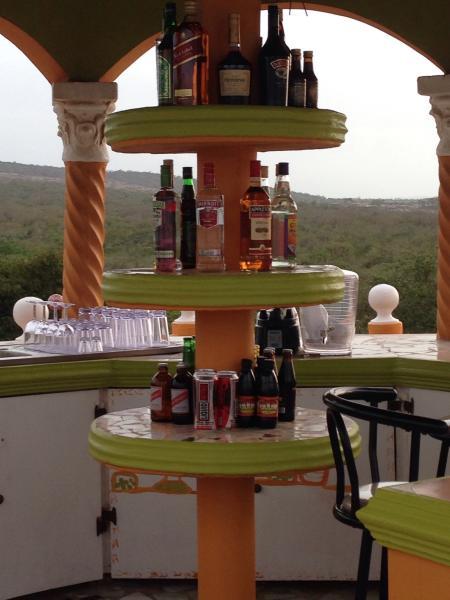 Bar en la azotea