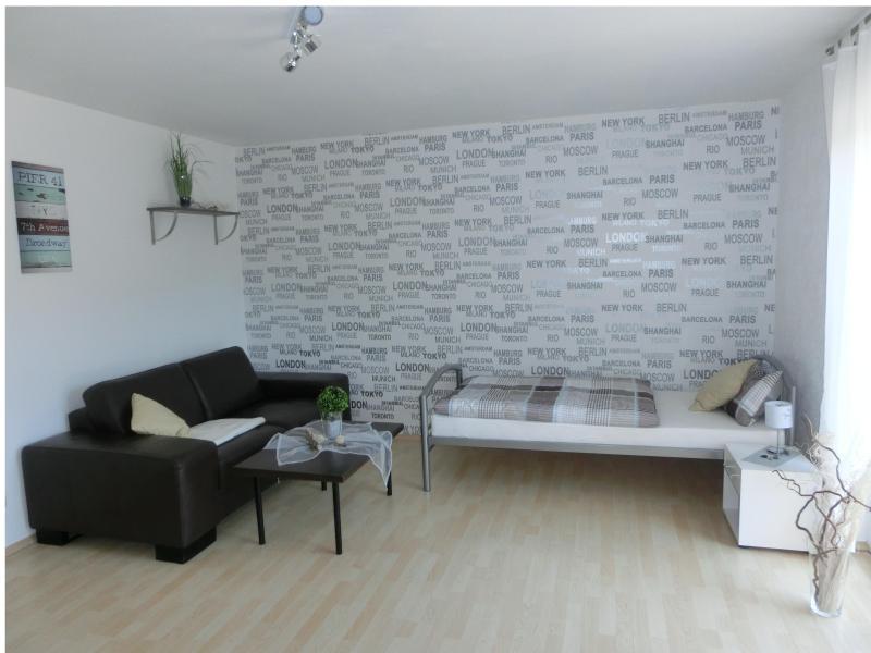 Wohnung für 3 Personen (Monteurzimmer), casa vacanza a Biedenkopf