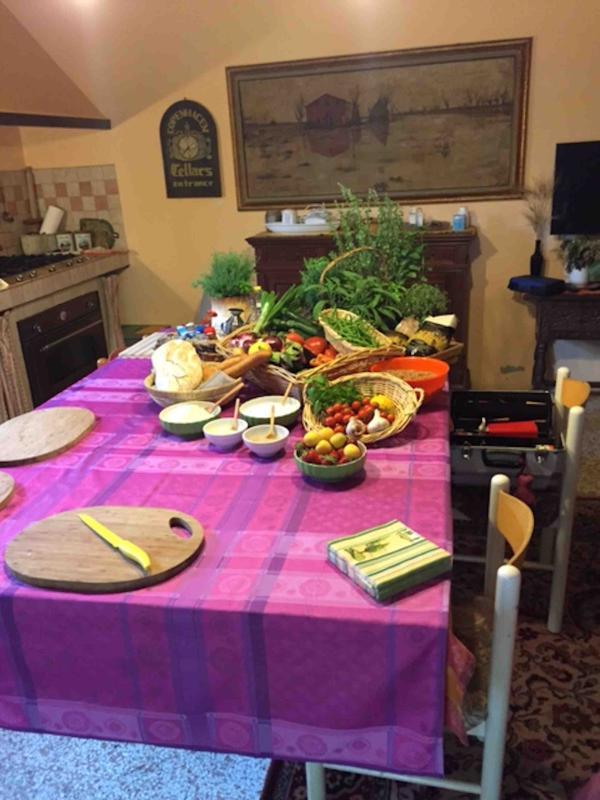 Cucina guests