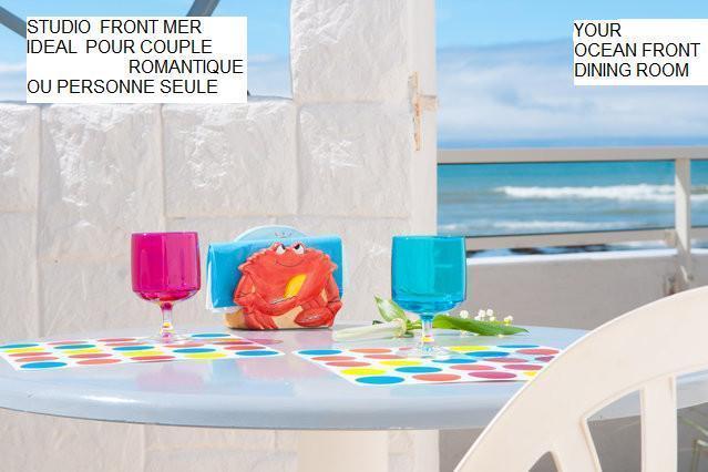 Cottage-Studio front mer, les Sables d'Olonne;  ROMANCE à 2.