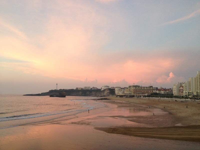 Biarritz - vue