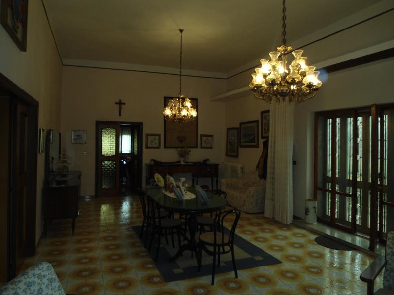 Hall Villa Micheli