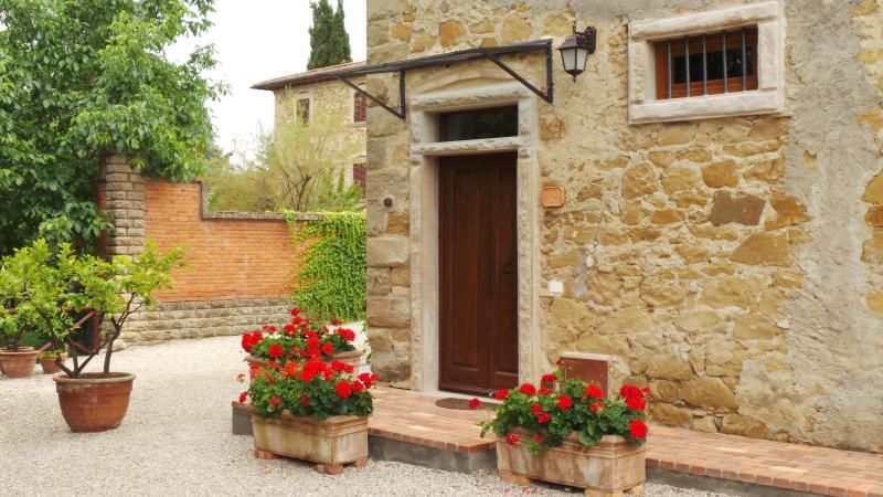 Casa Vacanze Villa Maria - Appartamento Cristina, location de vacances à Pistrino