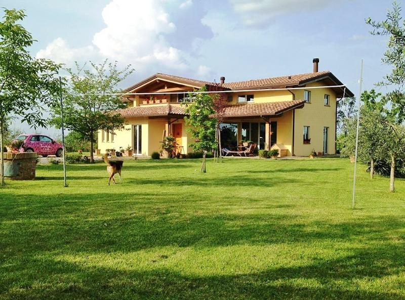 Casa Panorama Ad Est - Cooking class - Center of Italy, holiday rental in Perugia