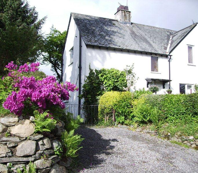 Rose Bank Cottage, holiday rental in Thornthwaite