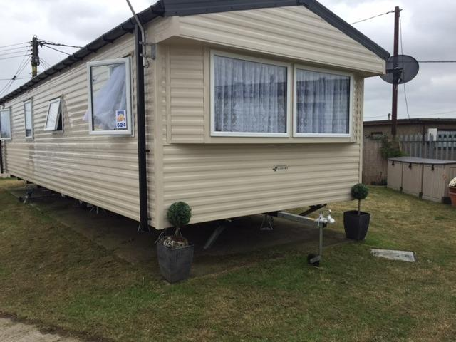 PLATINUM STANDARD 2016 MODEL WITH CENTRAL HEATING & DOUBLE GLAZING  42' TV WITH FULL SKY TV