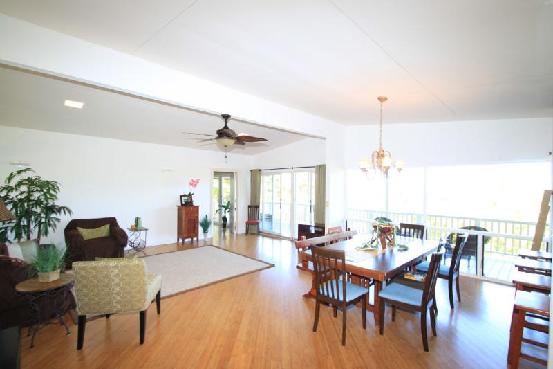 Spacious Living Room for family gatherings