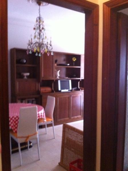 kitchen view from entrance