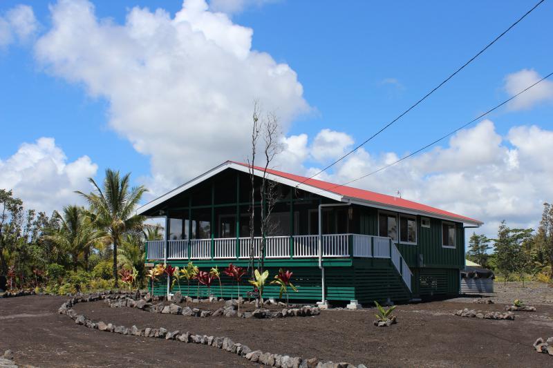 Hale Hulili, holiday rental in Keaau