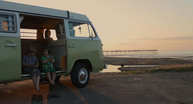 vw campervan hire for family holidays, romantic weekends, mates breaks