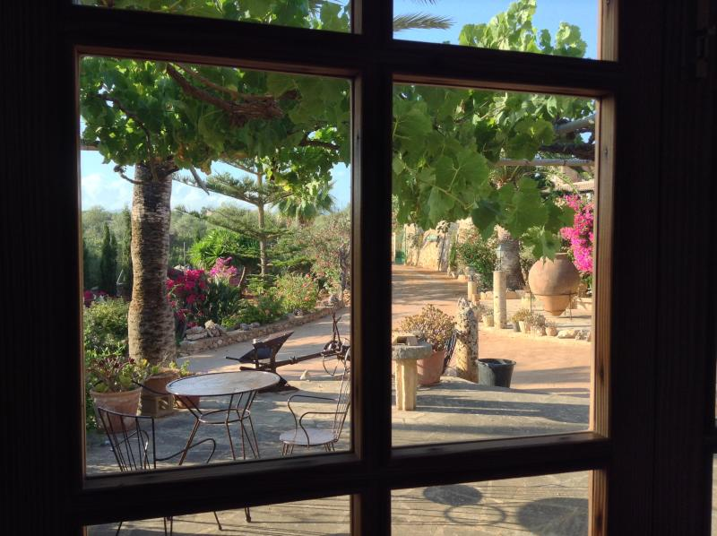 Casa en parque natural, cerca del mar. Mallorca, holiday rental in S'Alqueria Blanca