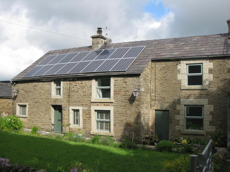 Welcome to Clough Head, a traditional Peak District farmhouse