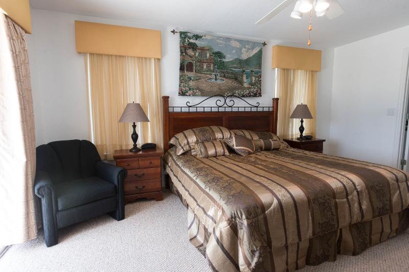 The Second Floor Master Bedroom