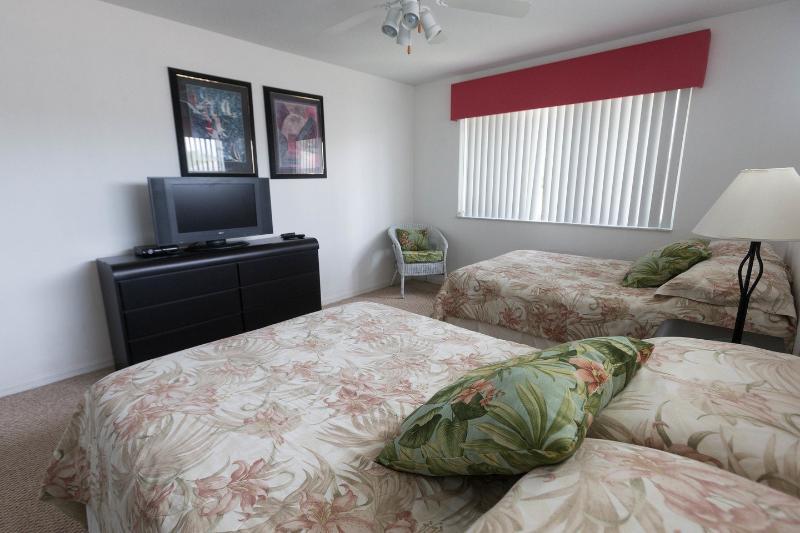El Dos dormitorio delantero Doble Queen
