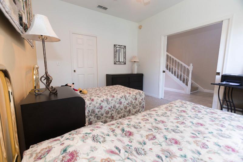 The First Floor Twin Bedroom