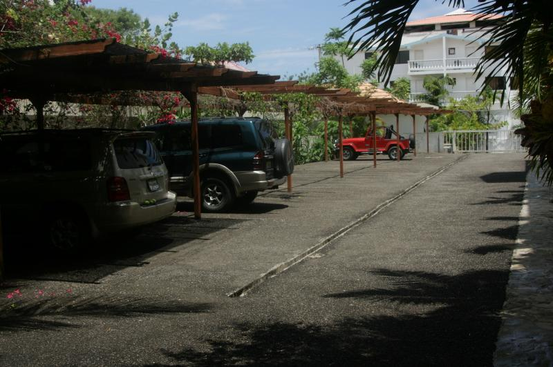 estacionamento privado